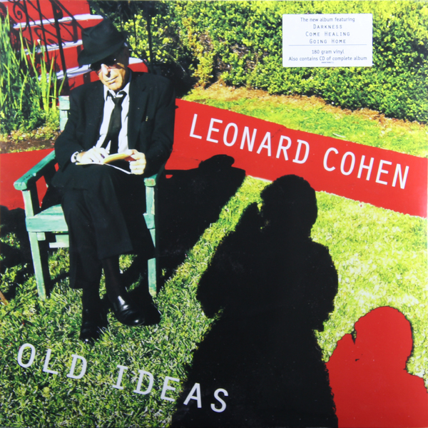 Leonard Cohen Leonard Cohen - Old Ideas (lp 180 Gr + Cd) architects architects ruin lp 180 gr cd