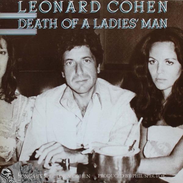 Leonard Cohen Leonard Cohen - Death Of A Ladies' Man (180 Gr) leonard топ leonard barry p черный