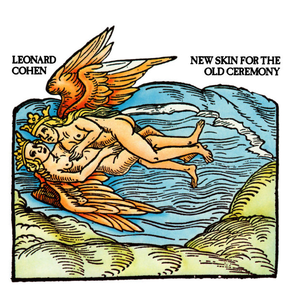 Leonard Cohen Leonard Cohen - New Skin For The Old Ceremony (180 Gr) guano apes guano apes proud like a god 180 gr colour