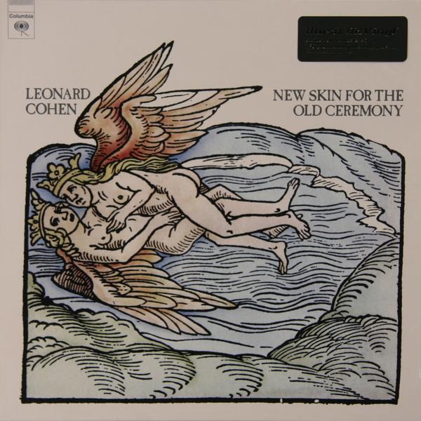 Leonard Cohen Leonard Cohen - New Skin For The Old Ceremony (180 Gr, Music On Vinyl) leonard cohen poems
