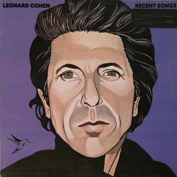 Leonard Cohen Leonard Cohen - Recent Songs (180 Gr) leonard топ leonard barry p черный