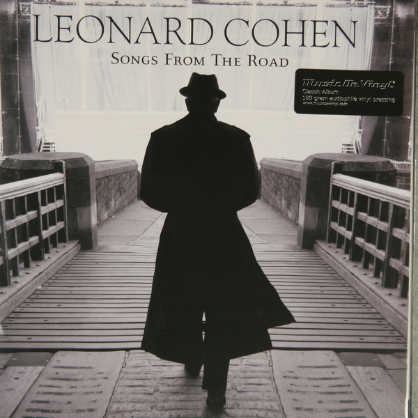 Leonard Cohen Leonard Cohen - Songs From The Road (2 Lp, 180 Gr) guano apes guano apes proud like a god 180 gr colour