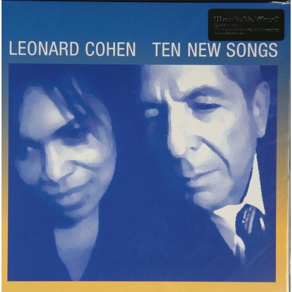 Leonard Cohen Leonard Cohen - Ten New Songs (180 Gr) leonard cohen poems