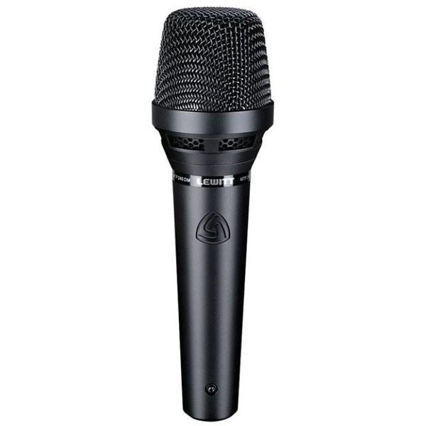 Вокальный микрофон Lewitt MTP 240 DM  вокальный микрофон lewitt mtp 550 dms