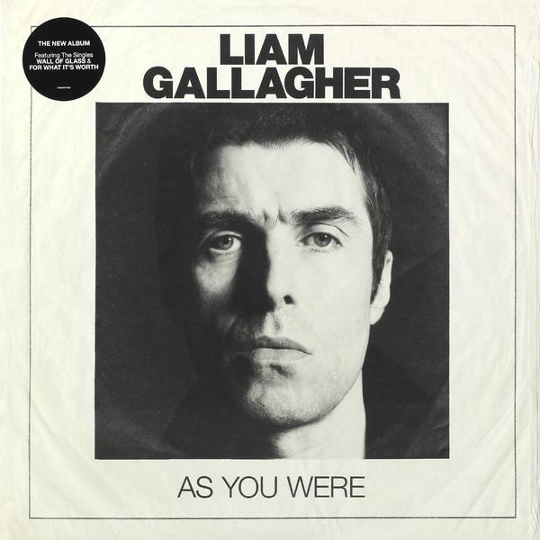 Liam Gallagher Liam Gallagher - As You Were (colour)