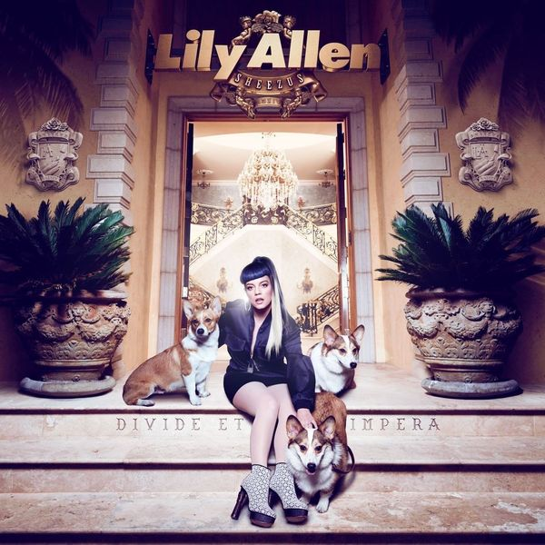 LILY ALLEN LILY ALLEN - SHEEZUS (LP+CD) lily allen lily allen it s not me it s you