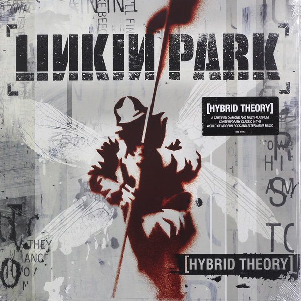 Linkin Park Linkin Park - Hybrid Theory cd диск linkin park recharged 1 cd