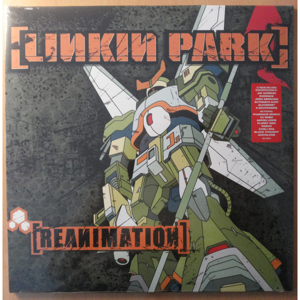Linkin Park Linkin Park - Reanimation (2 LP)