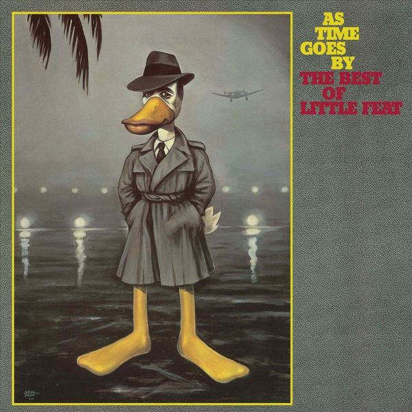 Little Feat Little Feat - As Time Goes By: The Very Best Of Little Feat little elevenparis 393471