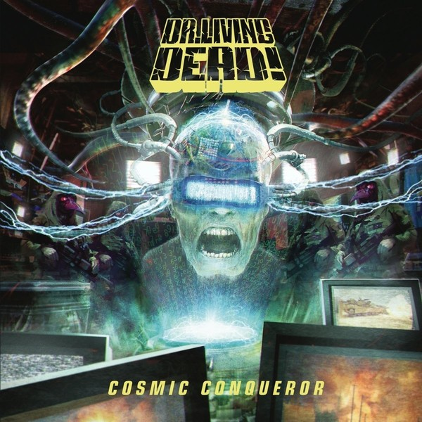 Dr. Living Dead! Dr. Living Dead! - Cosmic Conqueror (lp+cd) dead famous