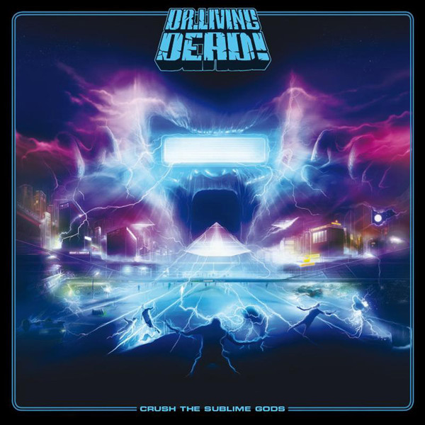 Dr. Living Dead! Dr. Living Dead! - Crush The Sublime Gods (lp+cd) partners lp cd