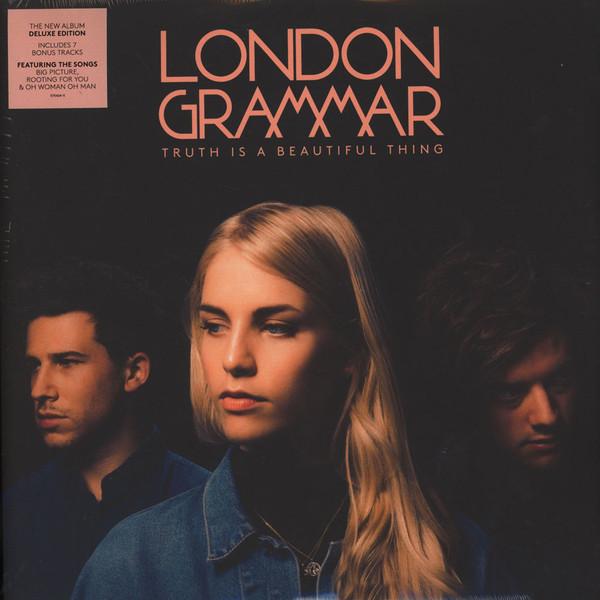 LONDON GRAMMAR LONDON GRAMMAR - TRUTH IS A BEAUTIFUL THING (2 LP) чайник электрический gorenje k17tre