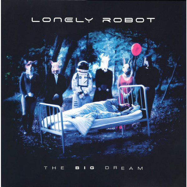Lonely Robot Lonely Robot - The Big Dream (2 Lp+cd) dream machine cd