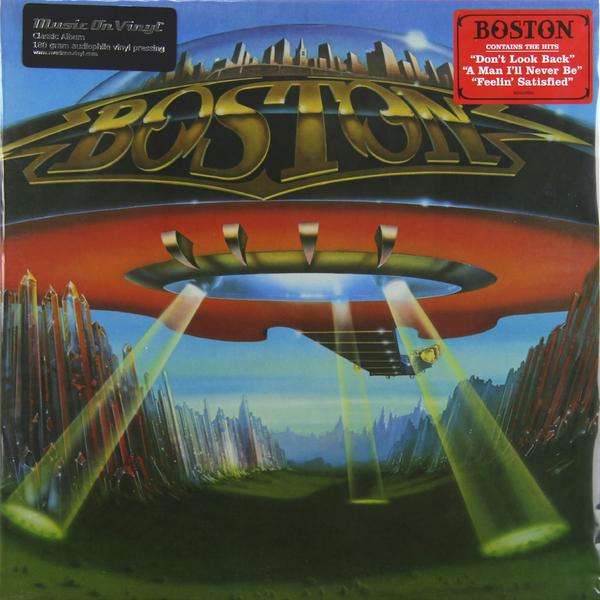 Boston Boston - Don't Look Back (180 Gr)