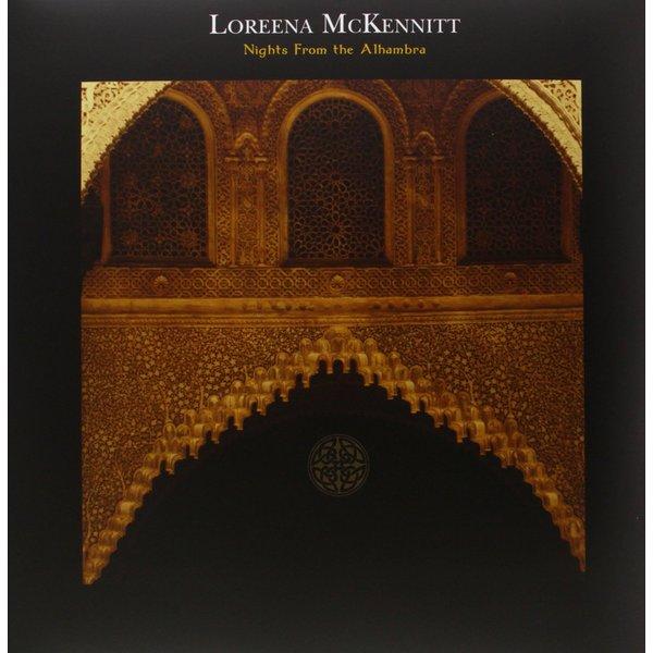 Loreena Mckennitt Loreena Mckennitt - Nights From The Alhambra (2 LP) loreena mckennitt loreena mckennitt the journey so far the best of