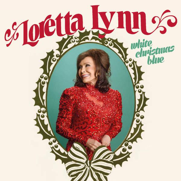 LORETTA LYNN LORETTA LYNN - WHITE CHRISTMAS BLUE