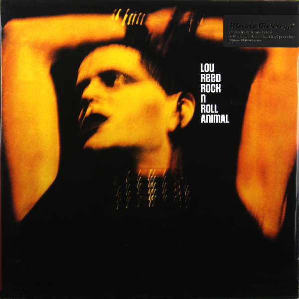 LOU REED LOU REED - ROCK N ROLL ANIMAL (180 GR) tunic lou lou tunic
