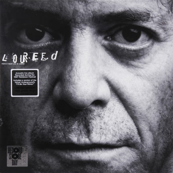 LOU REED LOU REED - PERFECT NIGHT: LIVE IN LONDON (2 LP) tunic lou lou tunic