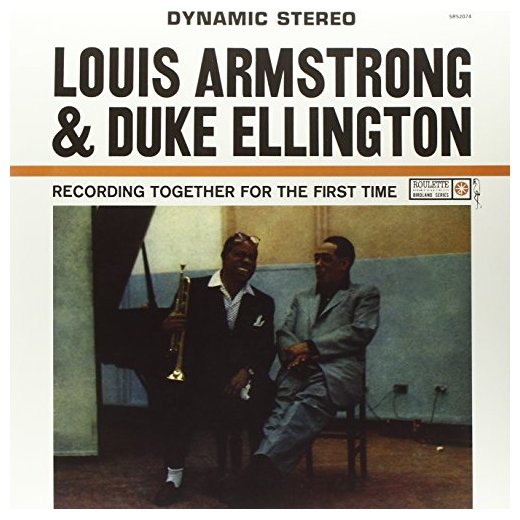 Louis Armstrong   Duke Ellington Louis Armstrong   Duke Ellington - Together For The First Time louis armstrong duke ellington louis armstrong duke ellington together for the first time