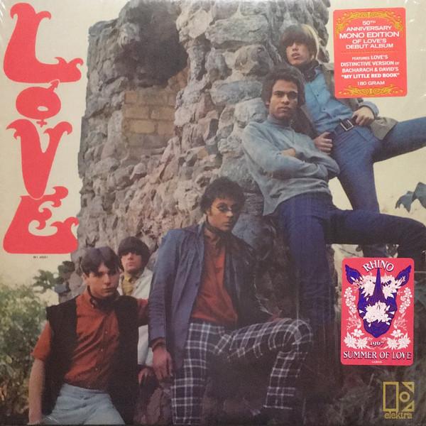 LOVE LOVE - Love (50th Anniversary Mono Edition) deep purple deep purple stormbringer 35th anniversary edition cd dvd