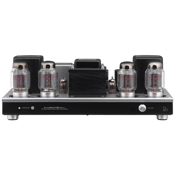 Ламповый стереоусилитель мощности Luxman