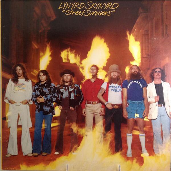 Lynyrd Skynyrd Lynyrd Skynyrd - Street Survivors lynyrd skynyrd lynyrd skynyrd one more from the road 2 lp