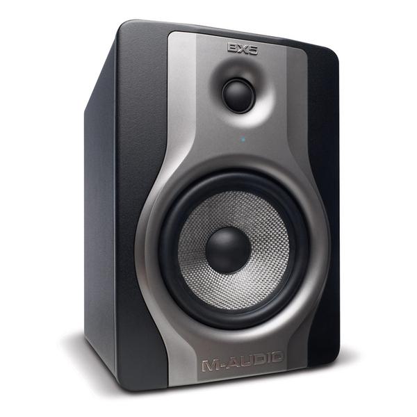 Студийные мониторы M-Audio BX5 Carbon Black/Silver