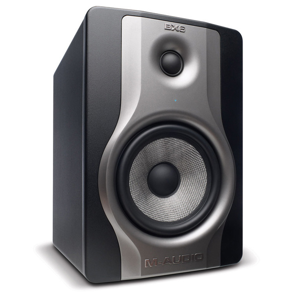 Студийные мониторы M-Audio BX6 Carbon Black/Silver