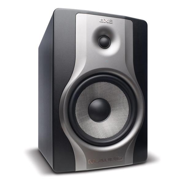 Студийные мониторы M-Audio BX8 Carbon Black/Silver