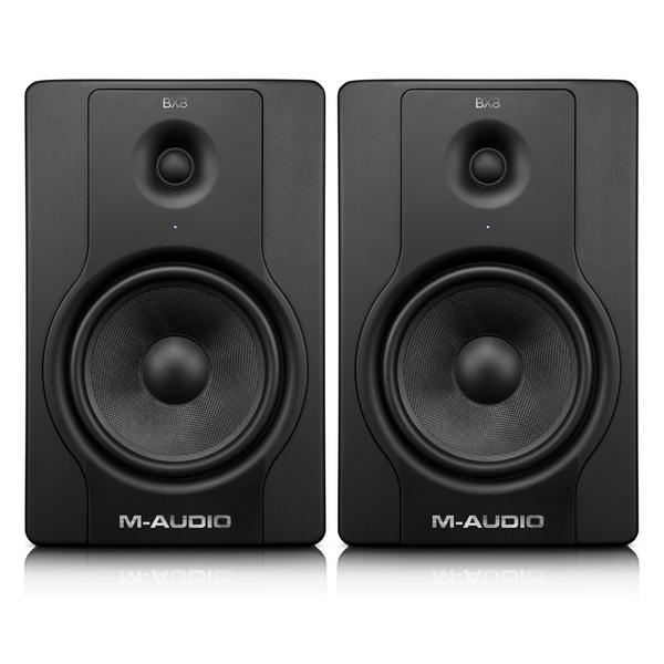 Студийные мониторы M-Audio BX8 D2 Black