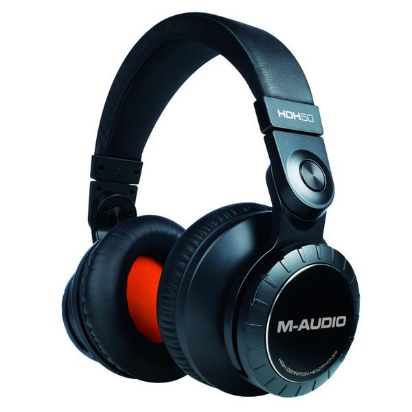 Охватывающие наушники M-Audio