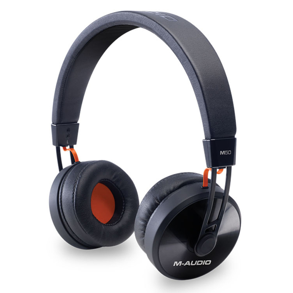 Накладные наушники M-Audio