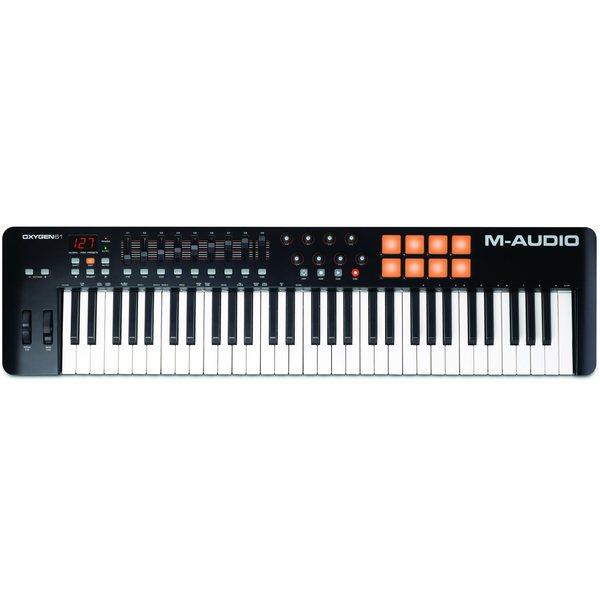 MIDI-клавиатура M-Audio OXYGEN 61 II