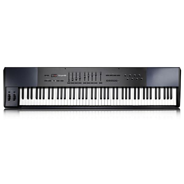 MIDI-клавиатура M-Audio Oxygen 88 midi контроллер g volca sample