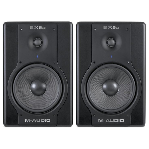 Студийные мониторы M-Audio Studiophile SP-BX5a D2 Black