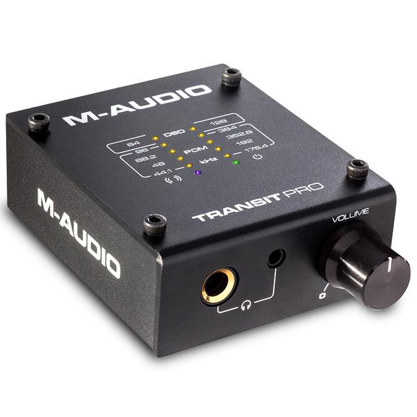 Внешний ЦАП M-Audio Transit Pro Black