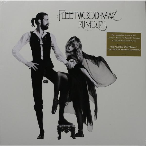 Fleetwood Mac Fleetwood Mac - Rumours fleetwood mac fleetwood mac tango in the night 180 gr