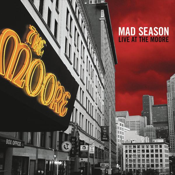 Mad Season Mad Season - Live At The Moore (2 Lp, 180 Gr) mastodon mastodon live at the aragon 2 lp dvd