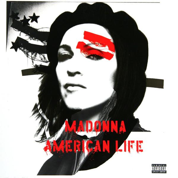 MADONNA MADONNA-AMERICAN LIFE (2 LP)Виниловая пластинка<br><br>