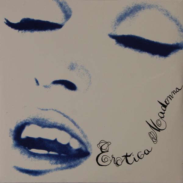 MADONNA MADONNA - EROTICA (2 LP)