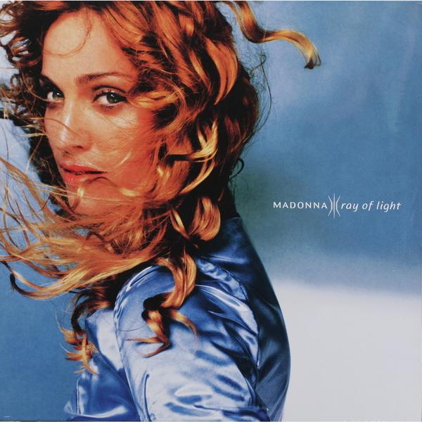 MADONNA MADONNA - RAY OF LIGHT (2 LP)