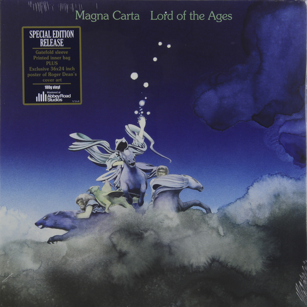 Magna Carta Magna Carta - Lord Of The Ages (180 Gr)