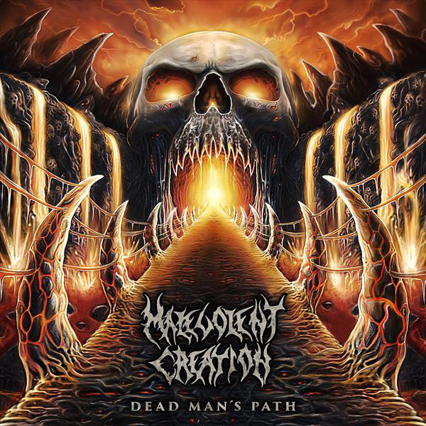 Malevolent Creation Malevolent Creation - Dead Man's Path (lp+cd) partners lp cd