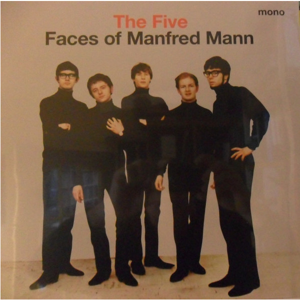 Manfred Mann Manfred Mann - Five Faces Of Manfred Mann mann dido anaerobic fermentation of spent grains