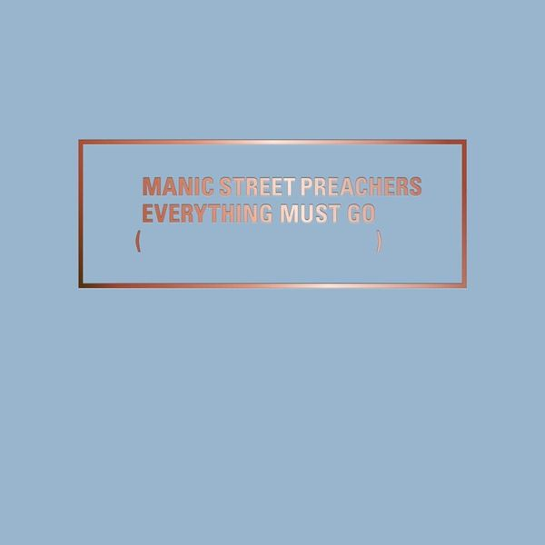 Manic Street Preachers Manic Street Preachers - Everything Must Go (20th Anniversary) (lp+2 Cd+2 Dvd) deep purple deep purple stormbringer 35th anniversary edition cd dvd
