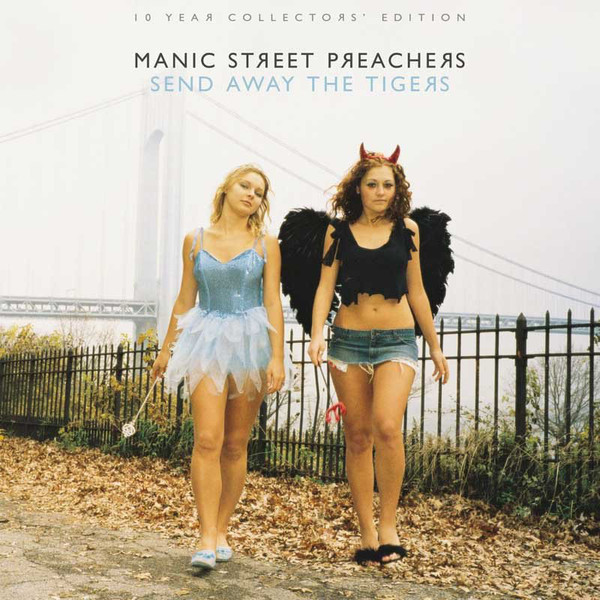 Manic Street Preachers Manic Street Preachers - Send Away The Tigers 10 Years Collectors' Edition (2 Lp, 180 Gr) nightwish nightwish over the hills and far away special celebration edition 2 lp