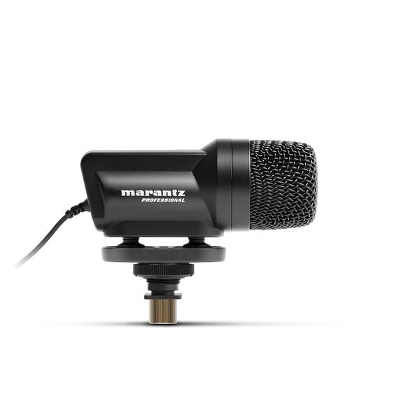 Микрофон для радио и видеосъёмок Marantz
