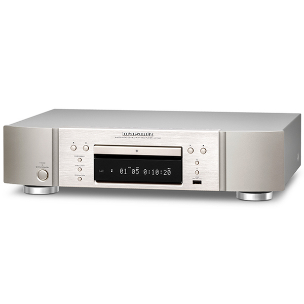 Blu-ray проигрыватель Marantz UD7007 Silver/Gold ммг giec бпр g2803 blu ray высокой четкости dvd проигрыватель