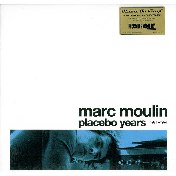 MARC MOULIN MARC MOULIN - PLACEBO YEARS (180 GR)