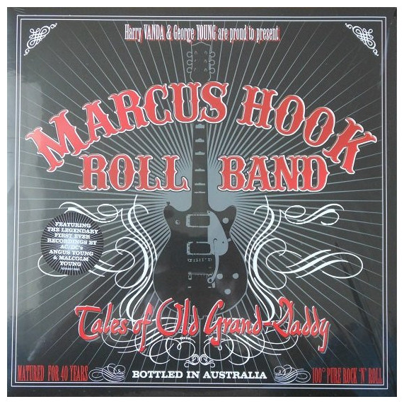 AC/DC AC/DC   MARCUS HOOK - ROLL BAND TALES OF OLD GRAND-DADDY tales of old grand daddy cd